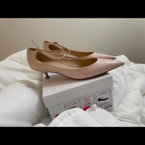 Dior low heel New